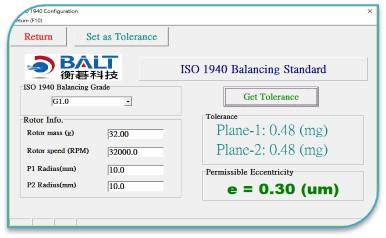 BT-3600-D1, 經濟型風扇平衡機 ,平衡機